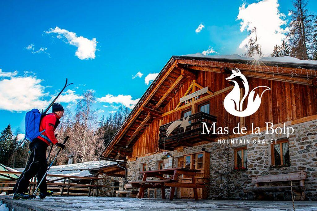 Mas de la Bolp – Mountain Chalet