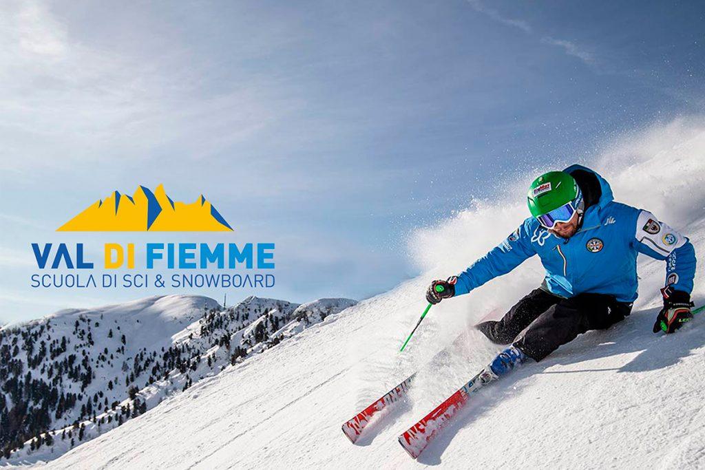 Scuola di Sci e Snowboard Val di Fiemme